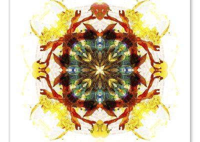 Earth Healing mandala
