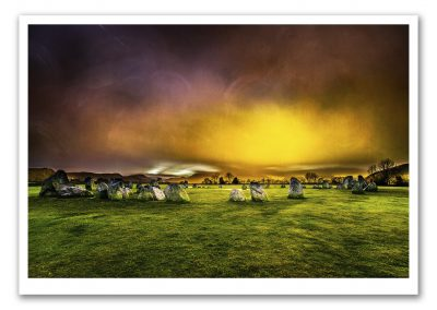 Castlerigg Night