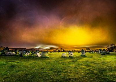 Castlerigg Night full image